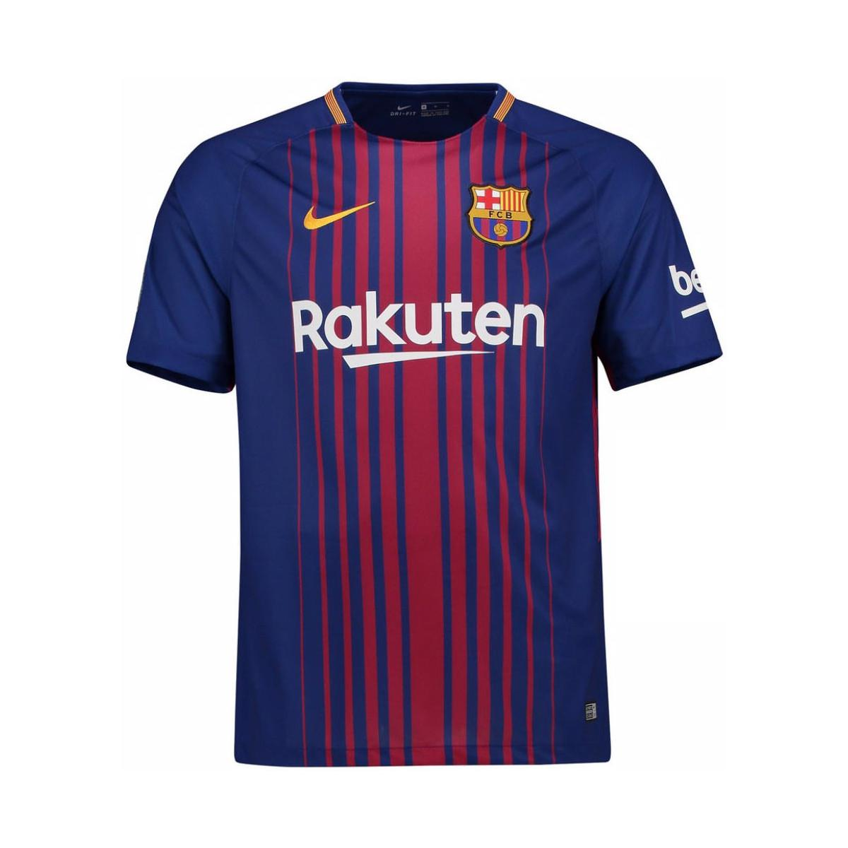 Home 10 Barcelona ronaldinho In T Shirt Nike 2018 Men's 2017 BHqwx66v