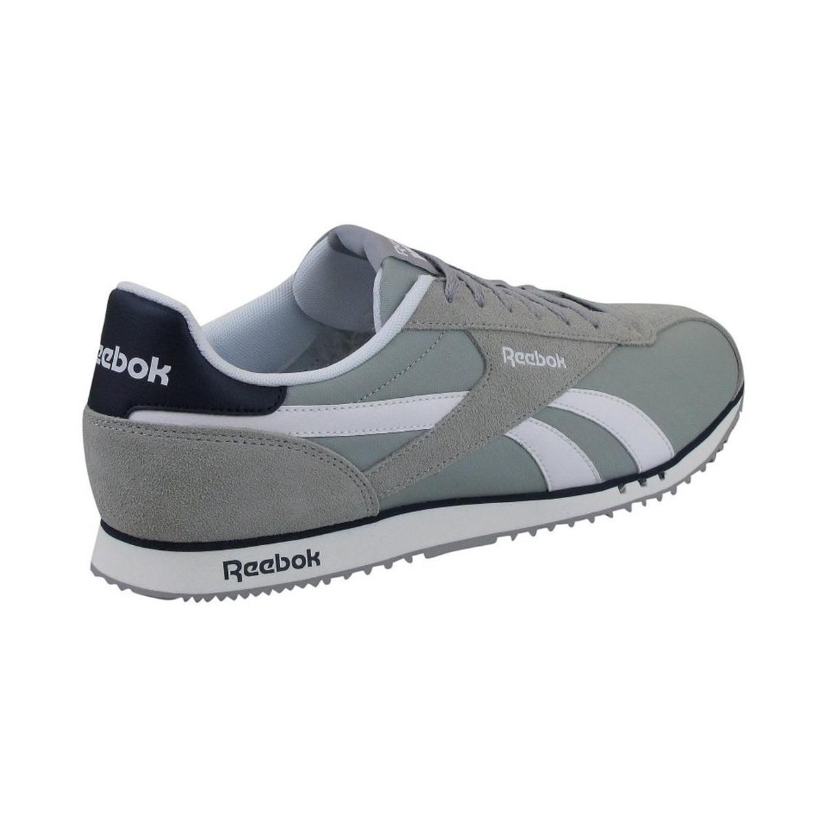 3940a56723ef9 Reebok Royal Alperez Dash Men s Shoes (trainers) In Grey in Gray for ...
