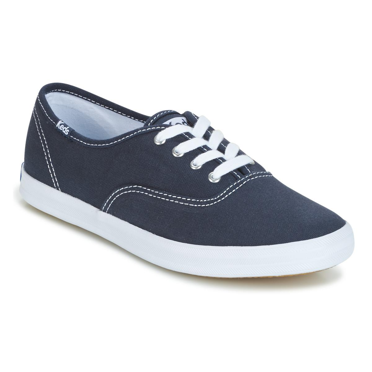 5addd68a8cf11 Keds Champion Core Canvas Shoes (trainers) in Blue - Lyst