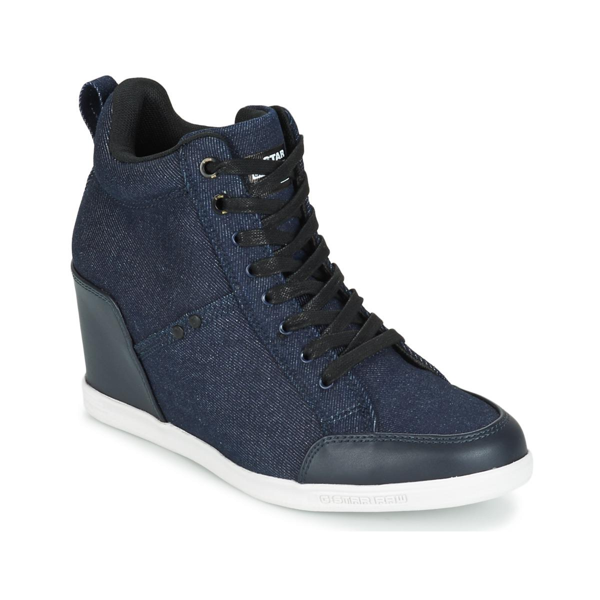 G-Star NEW LABOUR WEDGE women's Shoes (High-top Trainers) in Store Cheap Online Discount Marketable Low Cost Sale Online Sale Visit cm8eaor8GK
