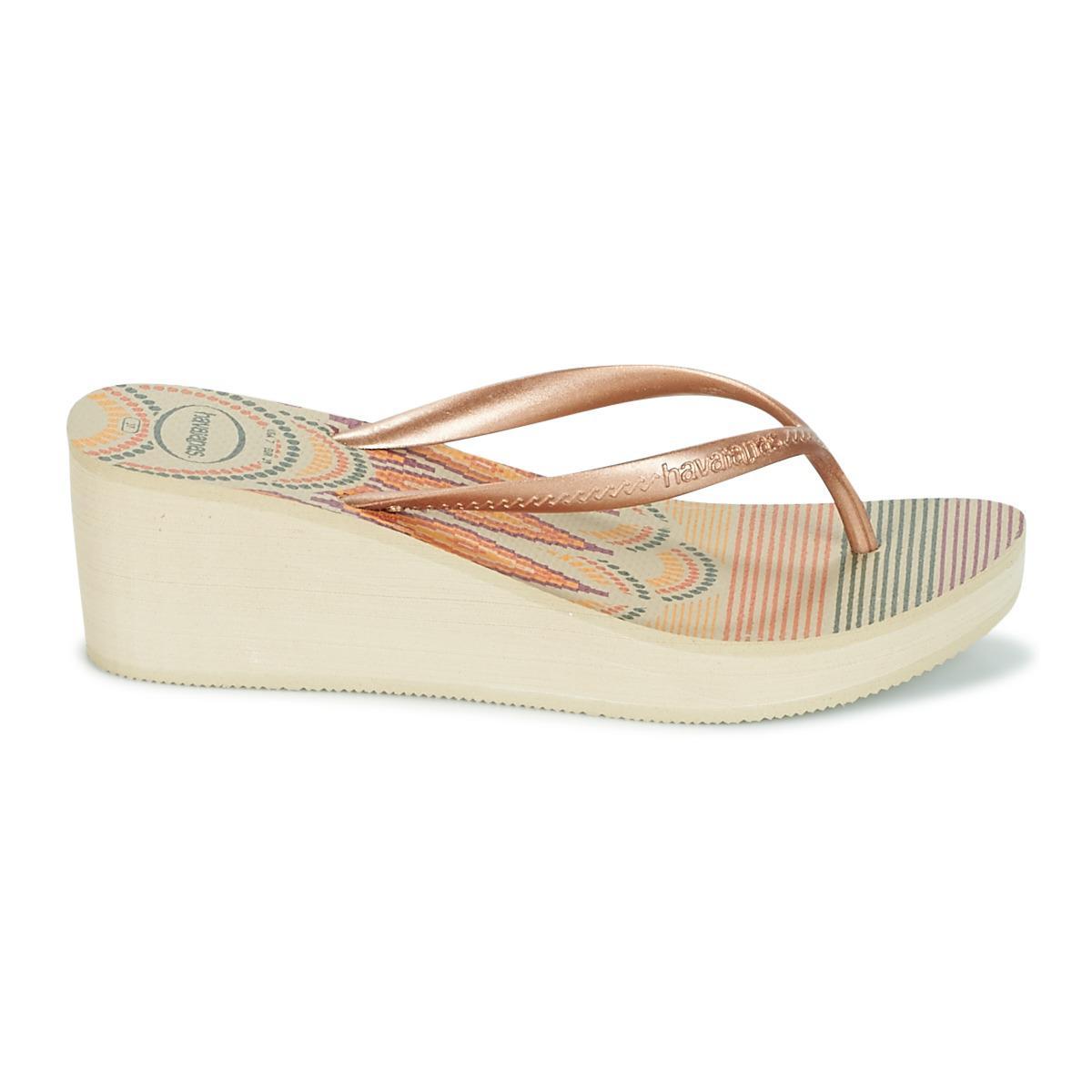 53b2b5ae129f58 Havaianas High Fashion Print Women s Flip Flops   Sandals (shoes) In ...