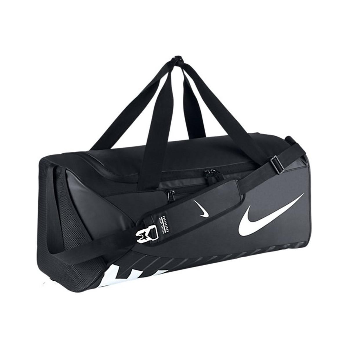 c4b3f1ec9e Nike Alpha Adapt Medium Crossbody Duffle Bag in Black for Men - Lyst