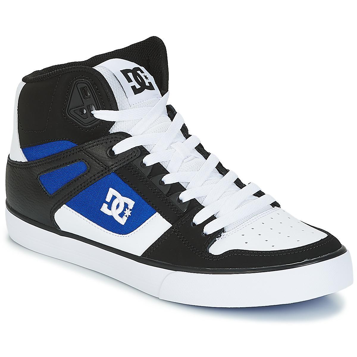 517cd1803c DC Shoes Pure Ht Wc M Shoe Xwbk Men's Shoes (high-top Trainers) In ...
