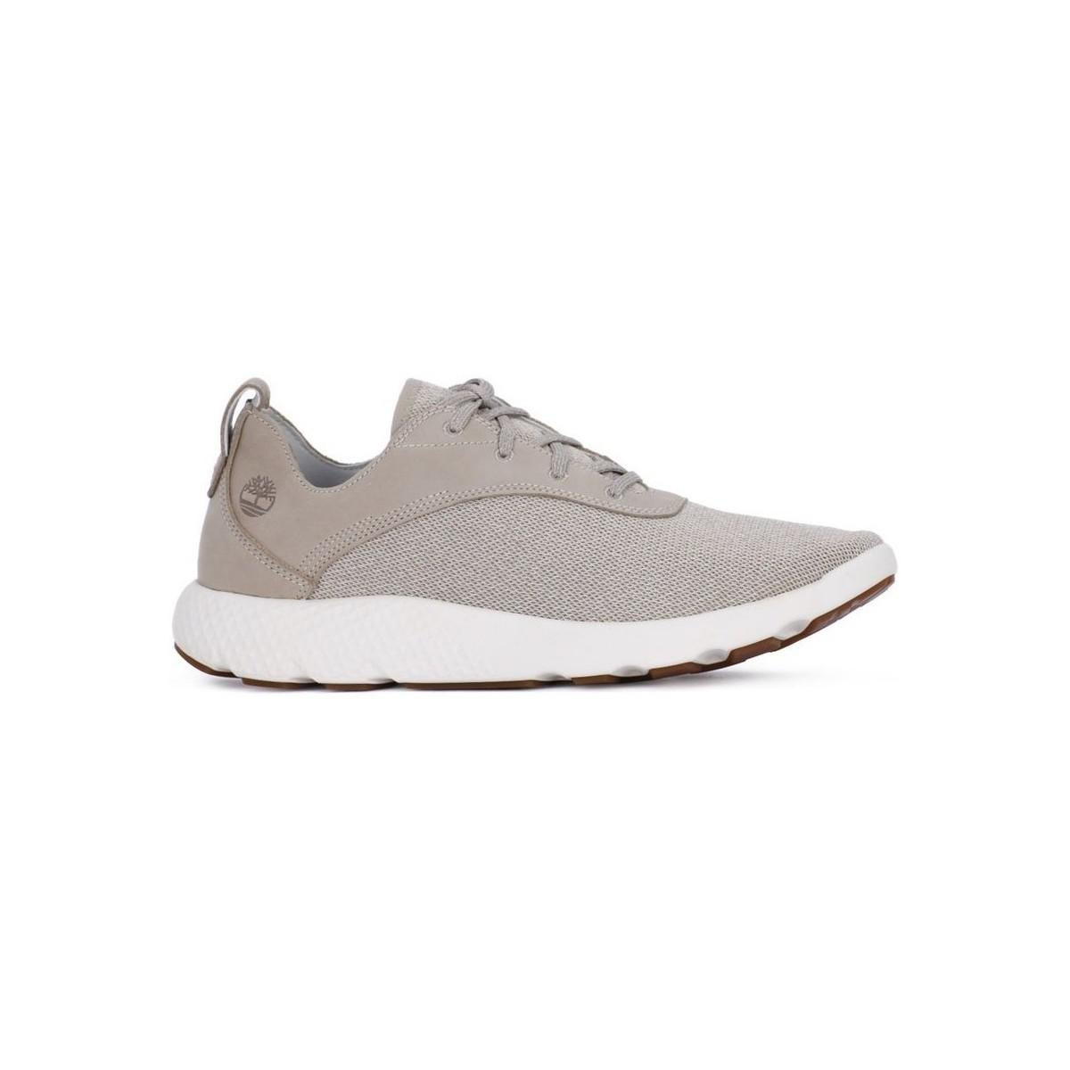 f87f6657569 Timberland Flyroam Men's Shoes (trainers) In Grey in Gray for Men - Lyst