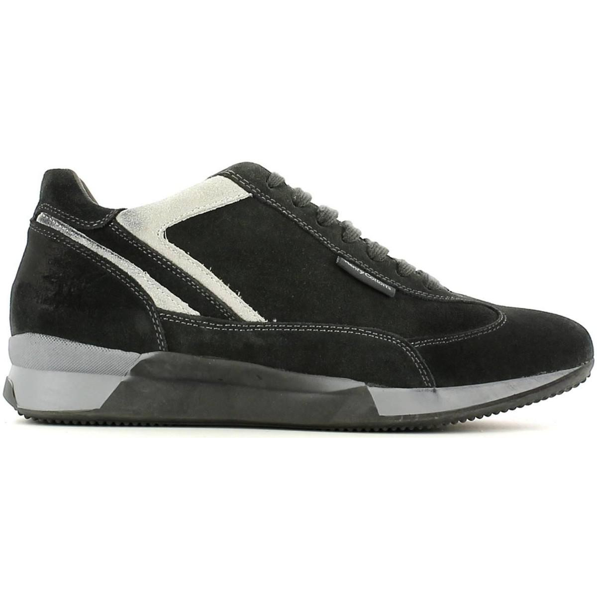 Henry cotton's Sneakers Man Anthracite i54jp7