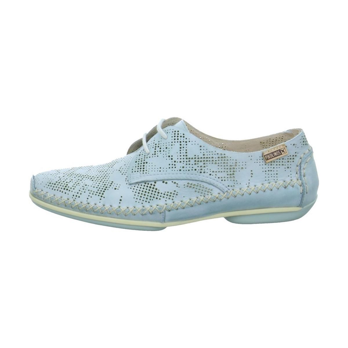 b7fb01c9f37 Pikolinos Roma Women s Loafers   Casual Shoes In Blue in Blue - Save ...