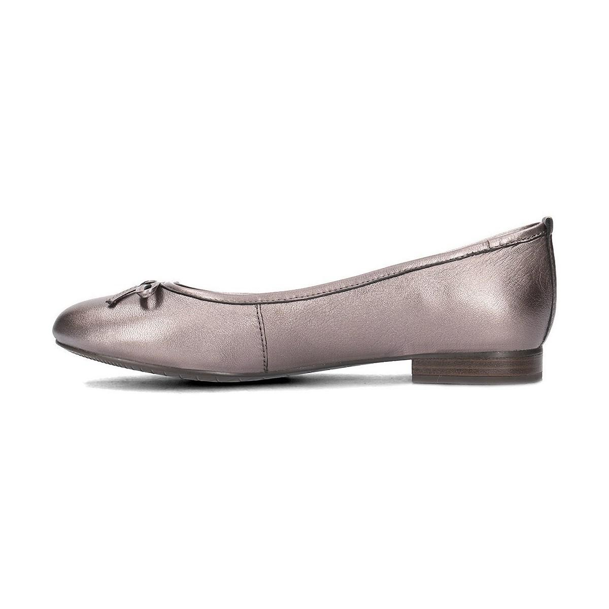 Women's In Shoes Ballerinas pumps Silver Tamaris in 12211421916 f7awq6S