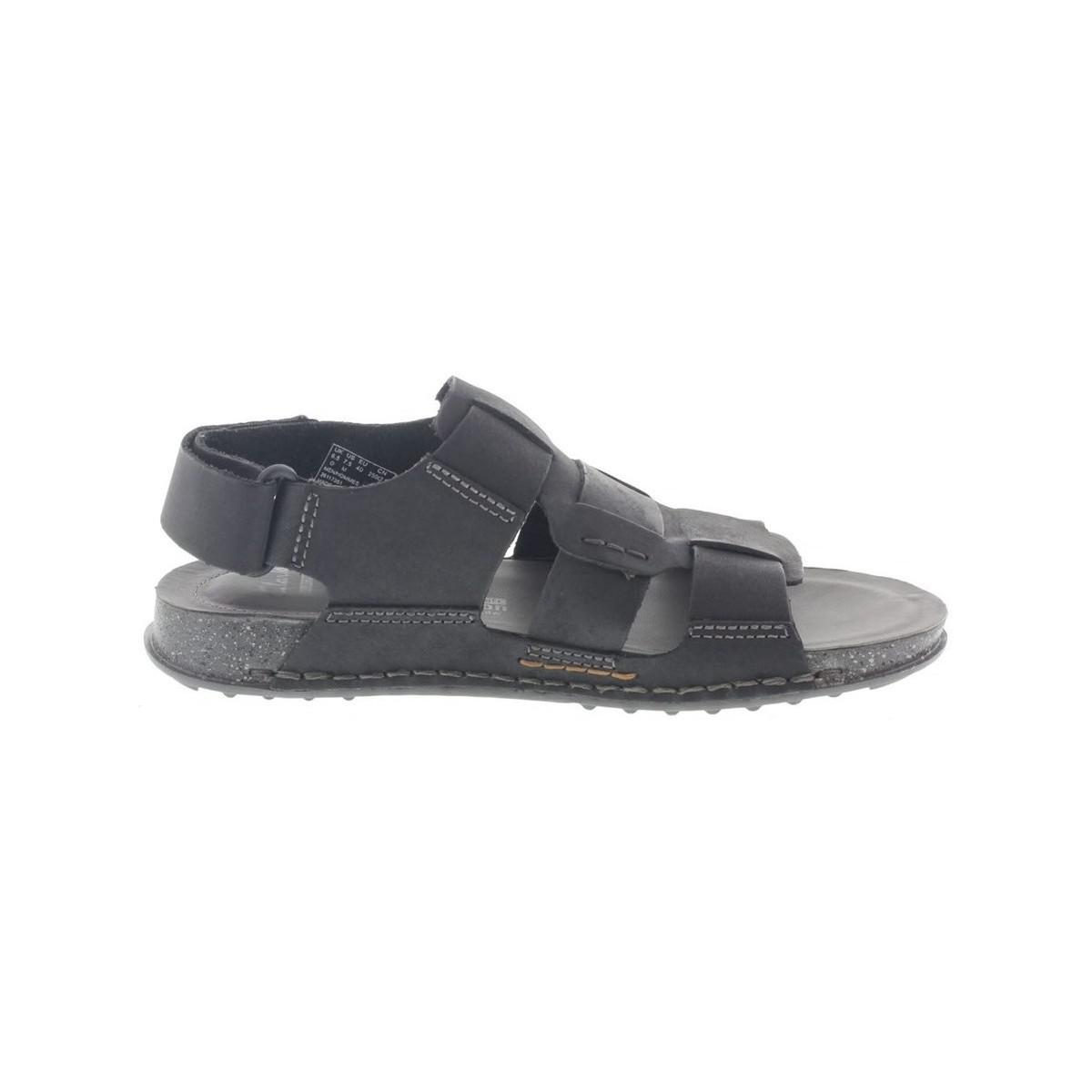 b2cdfcd6f Clarks Keften Men s Sandals In Black in Black for Men - Lyst