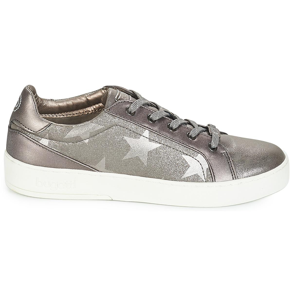 Bugatti Pego Women s Shoes (trainers) In Grey in Gray - Lyst 4f76b0d07c