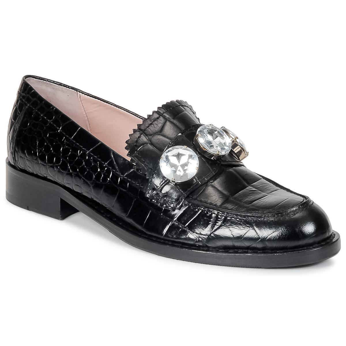 Moschino STONES women's Loafers / Casual Shoes in For Nice JTbDR