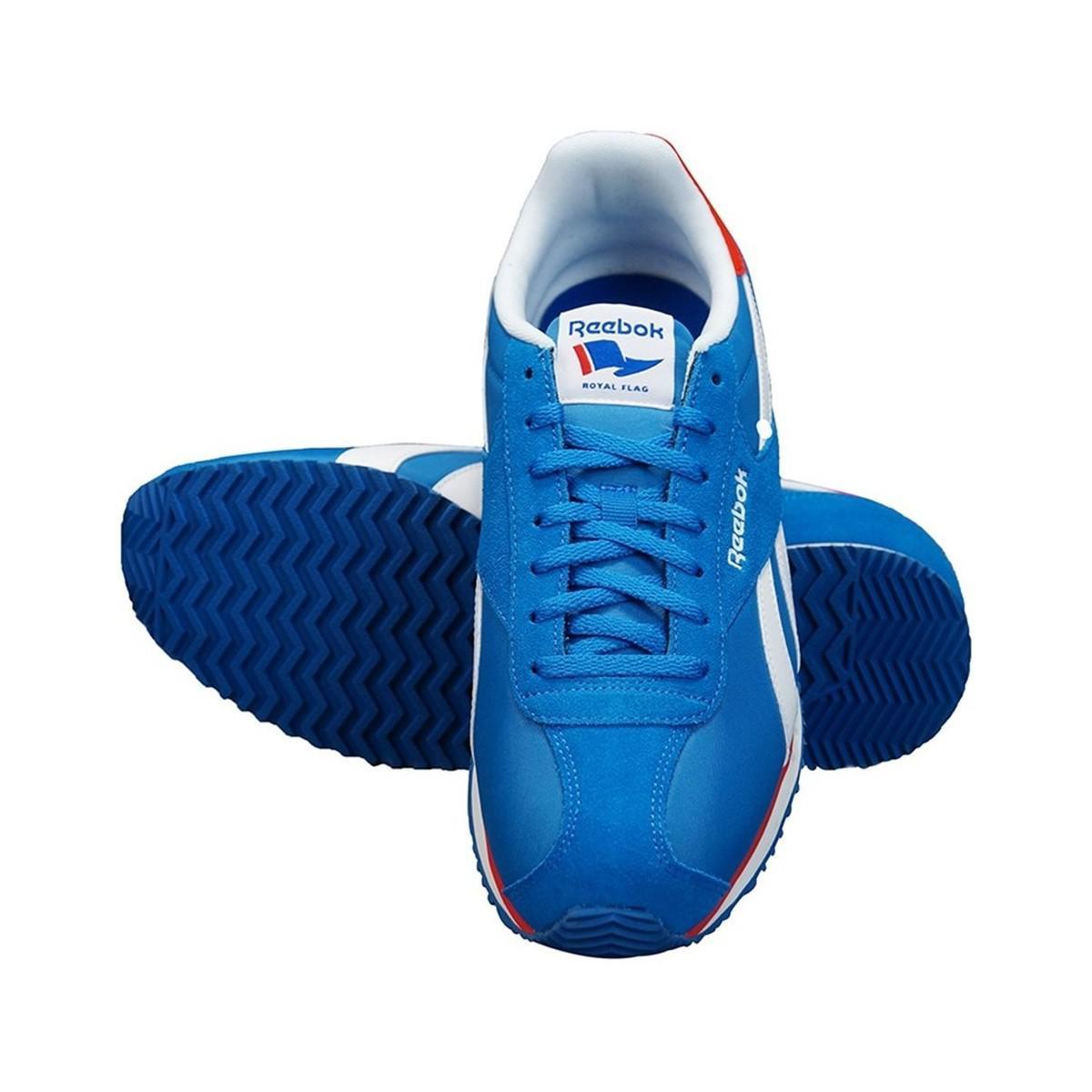 6de059be2ab8f4 Reebok Royal Alperez Dash Women s Shoes (trainers) In Blue in Blue ...