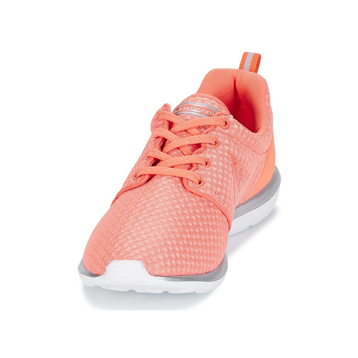 3936858d098c Le Coq Sportif - Dynacomf W Feminine Mesh metallic Women s Shoes (trainers)  In. View fullscreen
