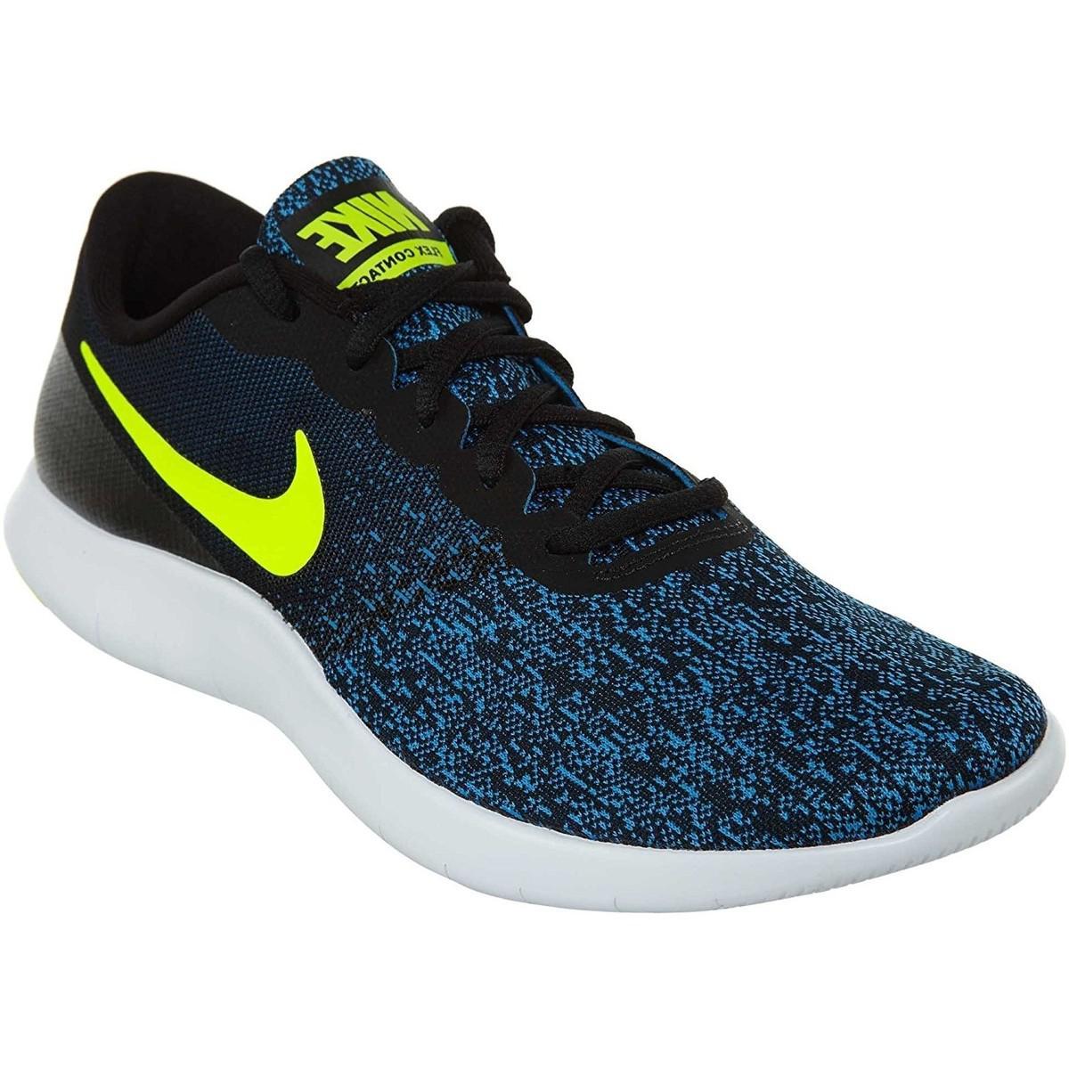 2eac96e01de5 Nike Flex Contact Running Shoe Women s Shoes (trainers) In Blue in ...