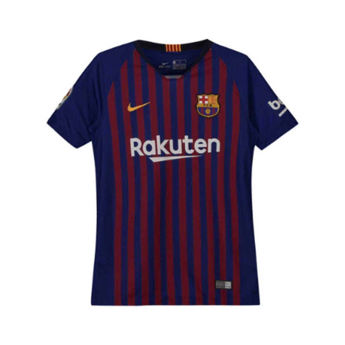 4d0d8121a Nike 2018-2019 Barcelona Home Football Shirt (sergio 5) - Kids ...