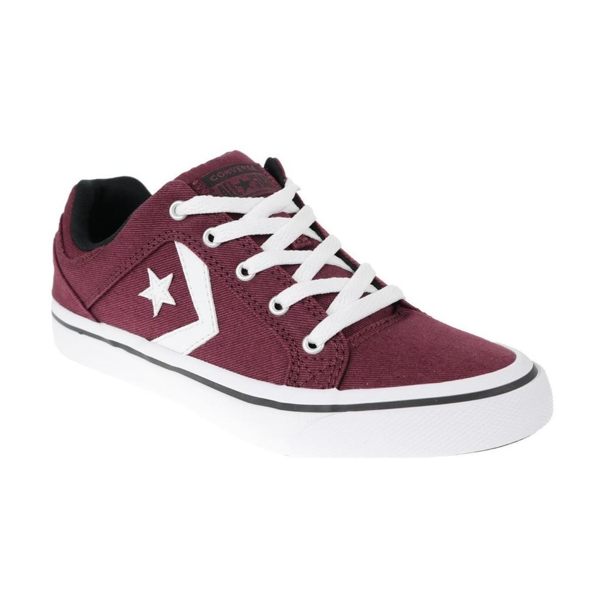 Converse Women's El El Shoes Distrito Women's Shoes Distrito Converse qSw1ftSx