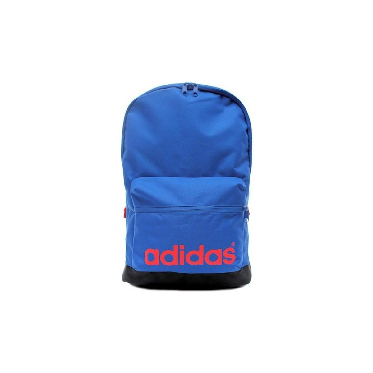 Adidas Bp Daily Boys s Children s Backpack In Blue in Blue for Men ... 354afd2dcace7
