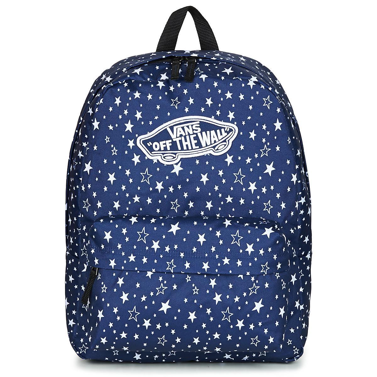 52a95cd163 Vans Realm Backpack Backpack in Blue for Men - Lyst
