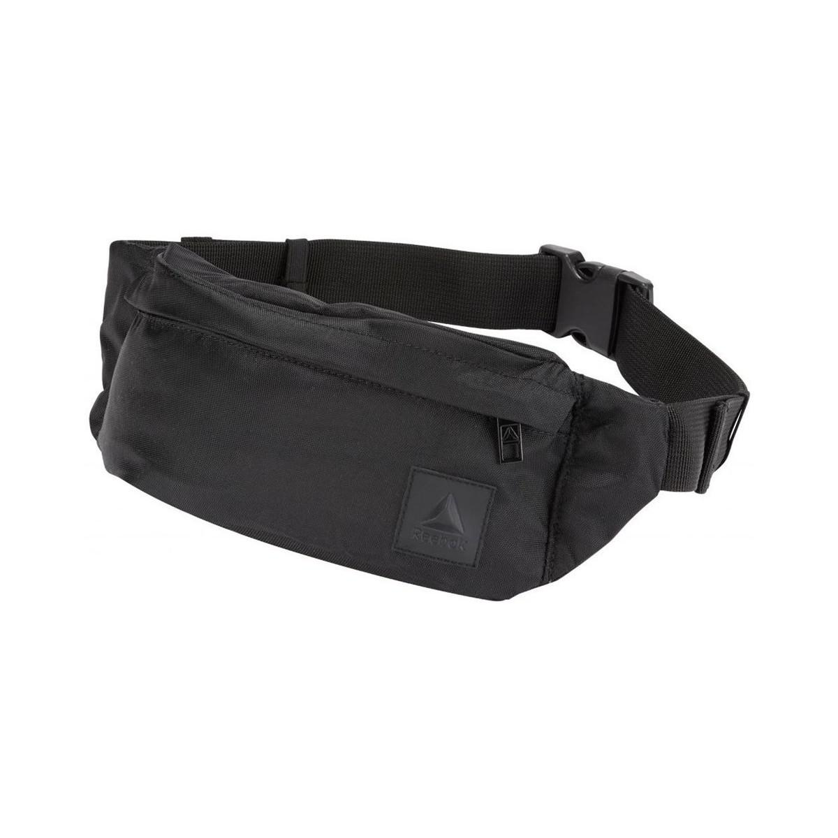 Reebok Style Found Waistbag Men s Hip Bag In Black in Black for Men ... 952a49e00e2