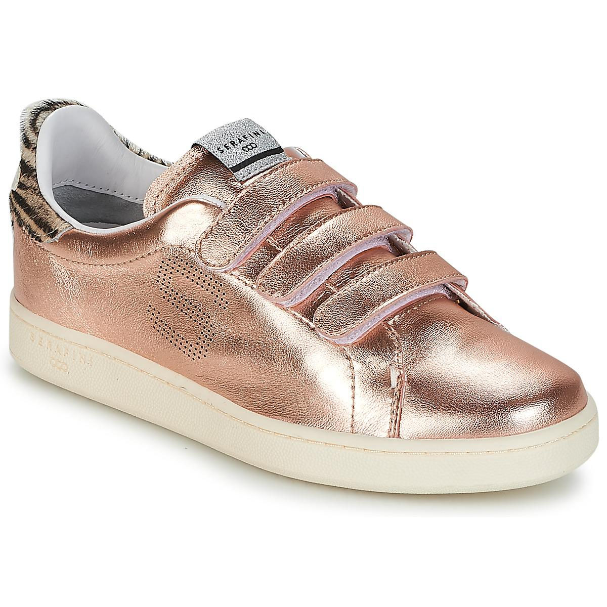 Serafini J CONNOR women's Shoes (Trainers) in Best Prices Sale Online Cheap Limited Edition NFYHwKsko3