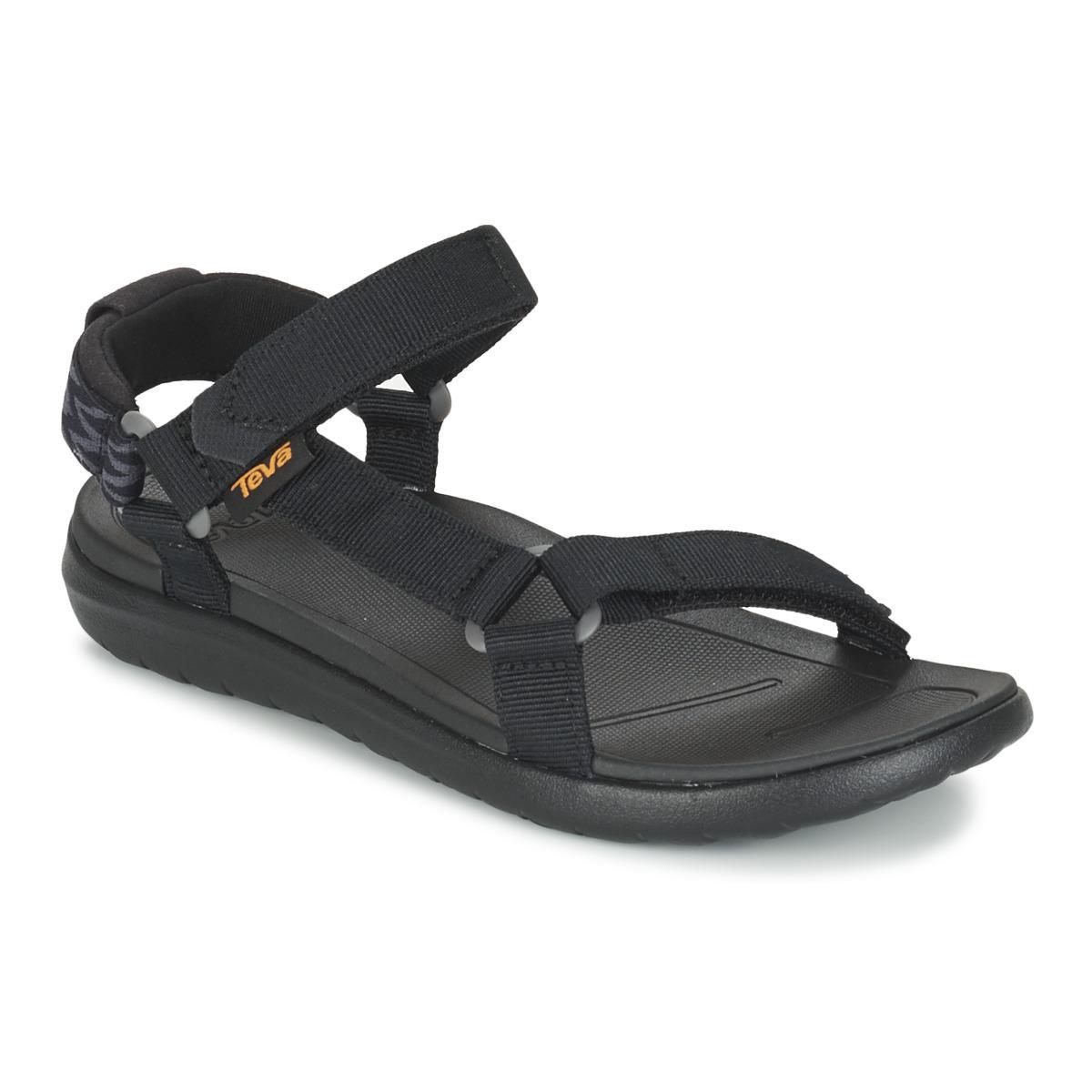 56ce2503d Teva Sanborn Universal Women s Sandals In Black in Black - Lyst