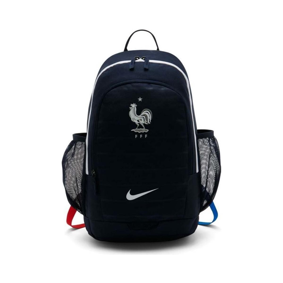 c8cb27d7a647 Nike 2018-2019 France Nk Stadiumpack (obsidian) Women s Backpack In ...