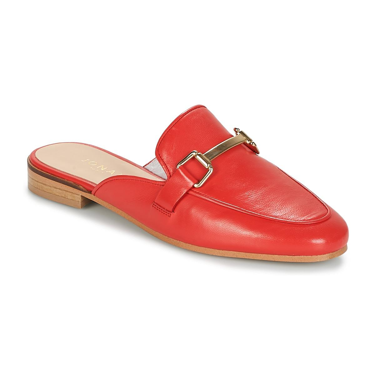 1c477aca94aa6 Jonak Simone Women s Mules   Casual Shoes In Red in Red - Lyst