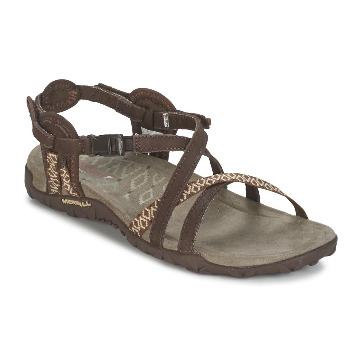 outlet order online Cerise nubuck 'Terran Lattice II' casual sandals 2014 new online cheap price factory outlet buy cheap big discount footlocker zbMhc0