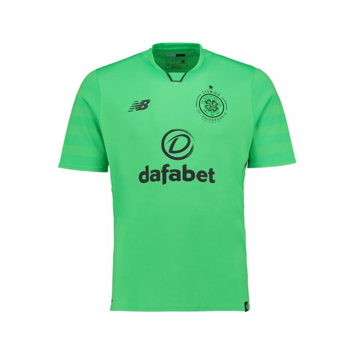 New Balance 2017-2018 Celtic Third Football Shirt Men s T Shirt In ... 9b29c6afa