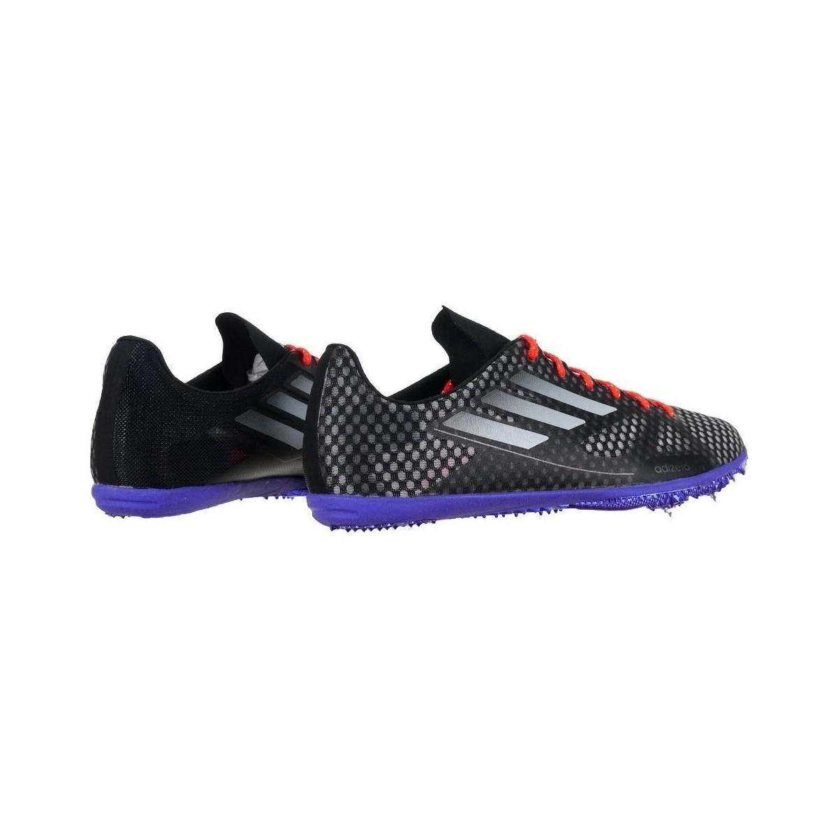 best authentic 91ca5 15194 Adidas Adizero Ambition 2 Men s Running Trainers In Black in Black ...