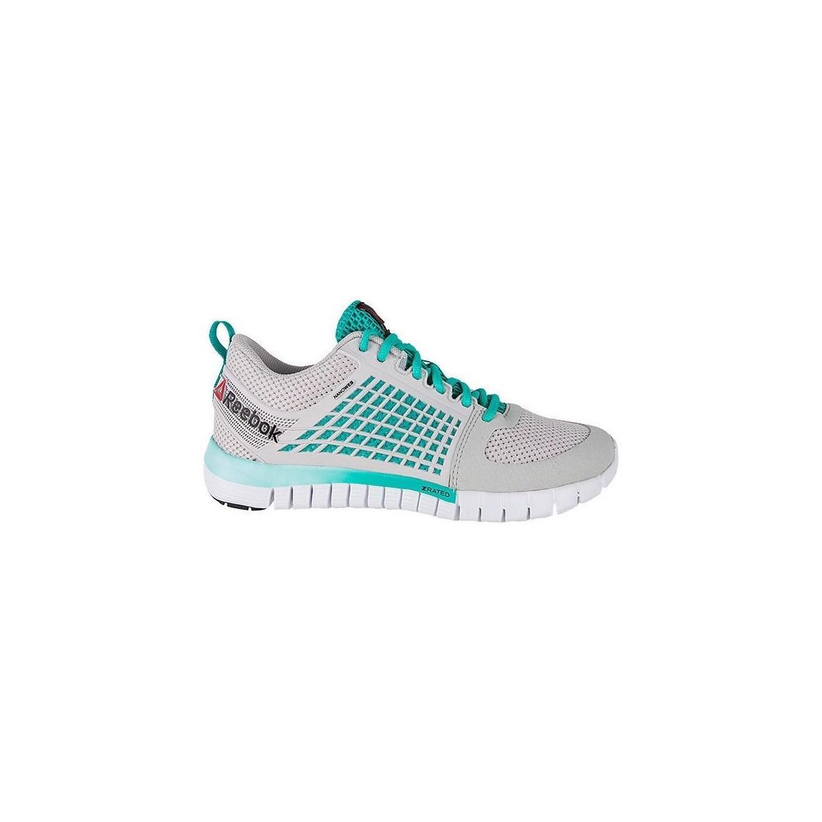 Reebok Z Run Zquick 2 Women's Shoes (trainers) In Grey in