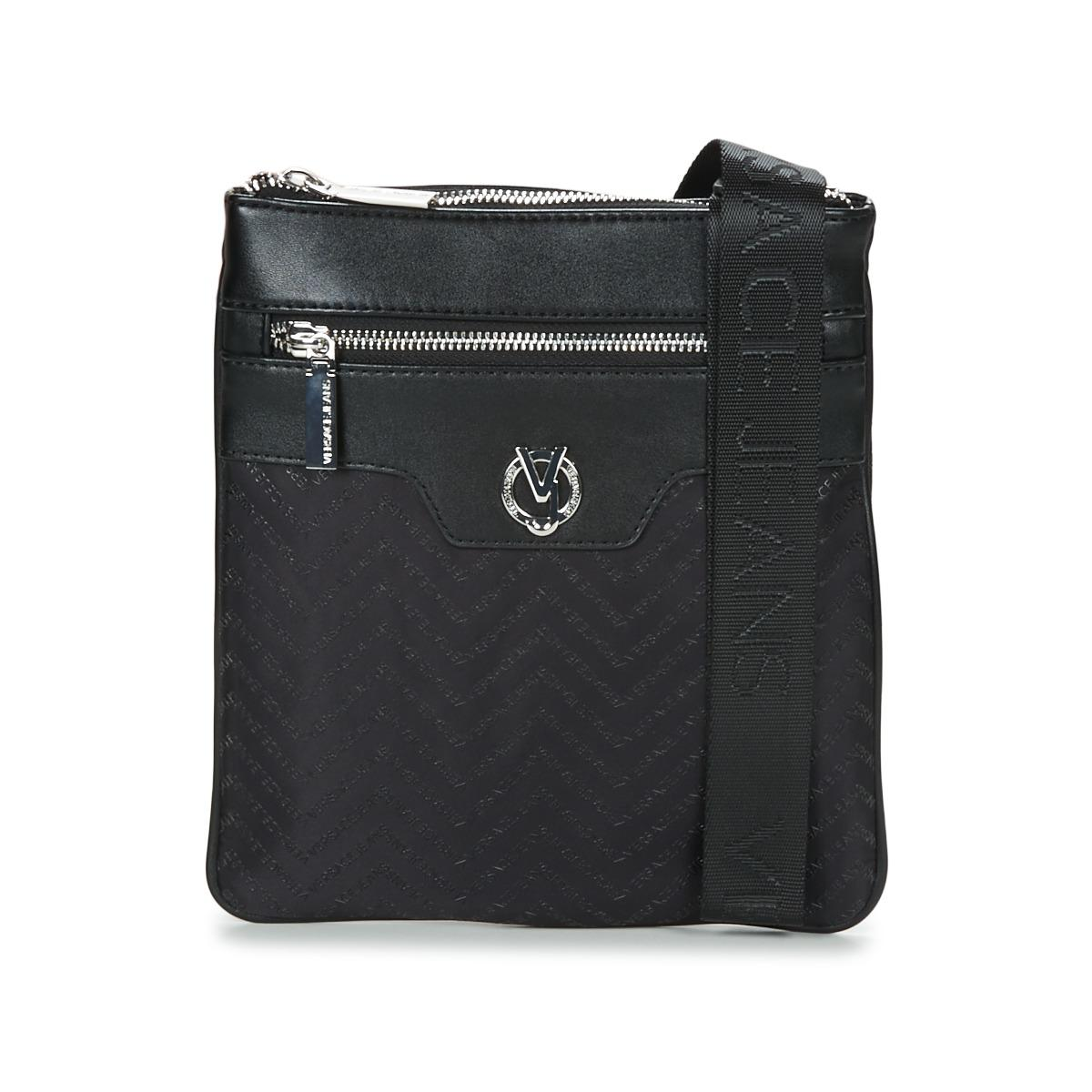 Versace Jeans Yrbb08 Pouch in Black for Men - Save 15% - Lyst 03553470275b6