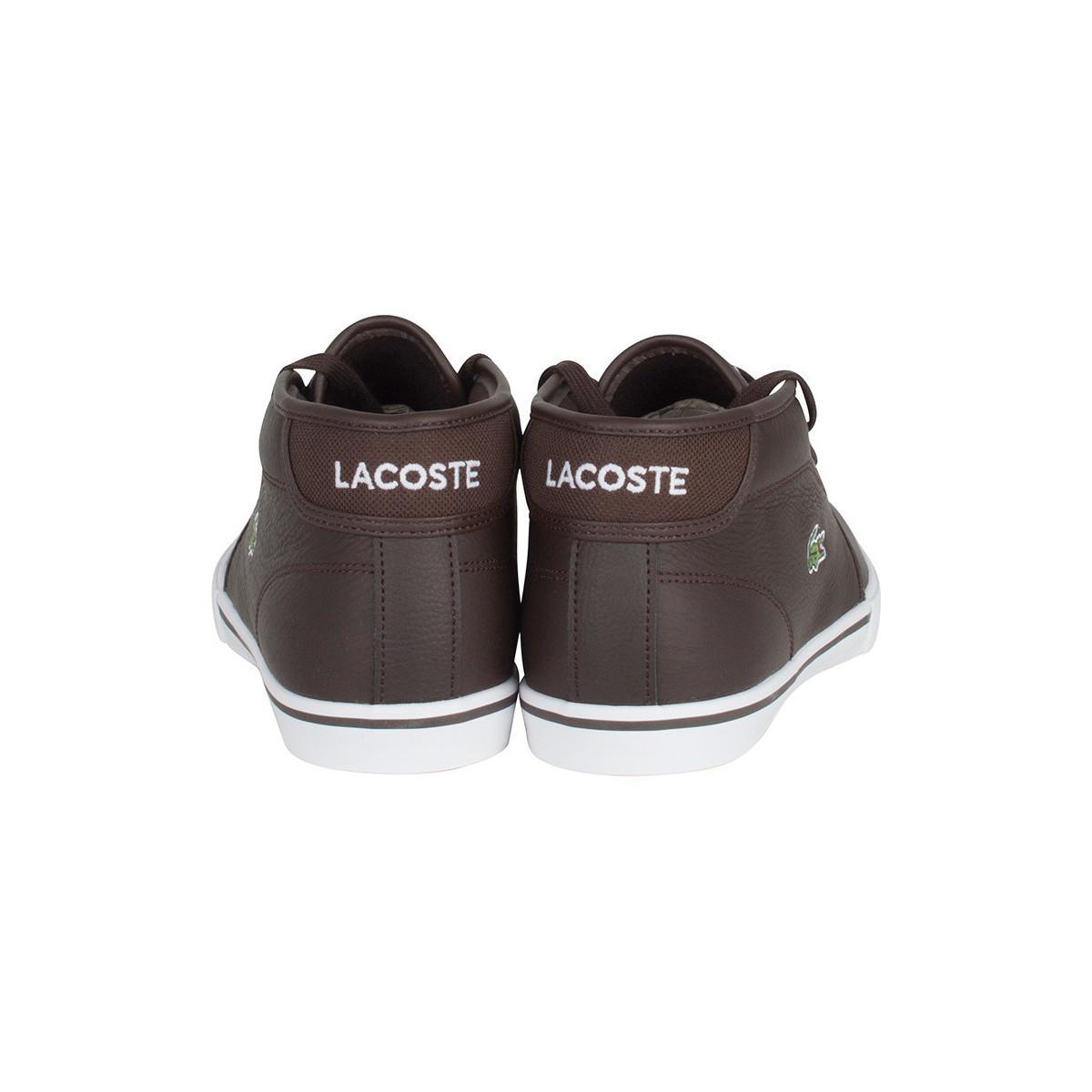 f4fc0868e Lacoste High Tops Mens