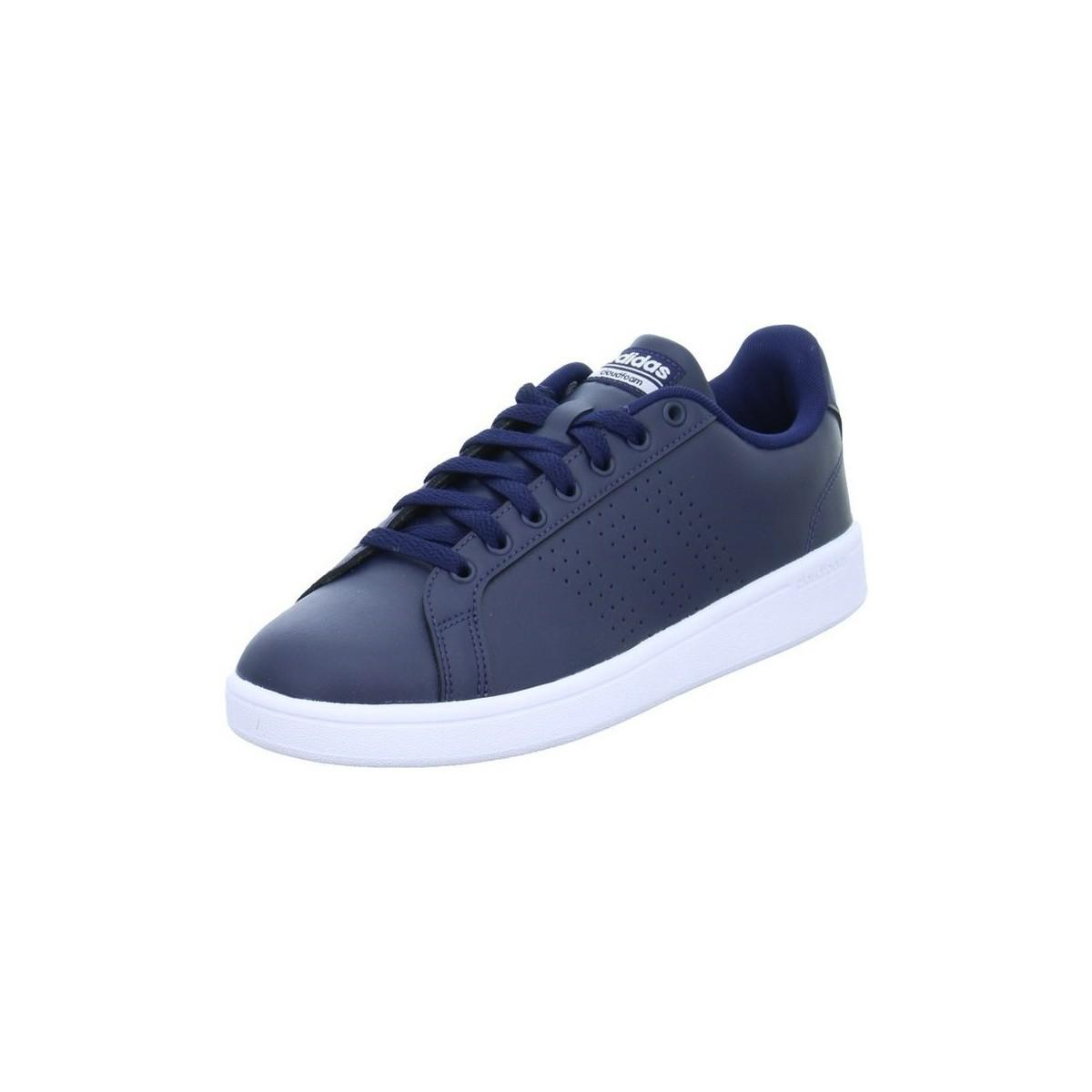 finest selection c738c 1acb6 adidas Cf Advantage Cl Women s Shoes (trainers) In Blue in Blue - Lyst