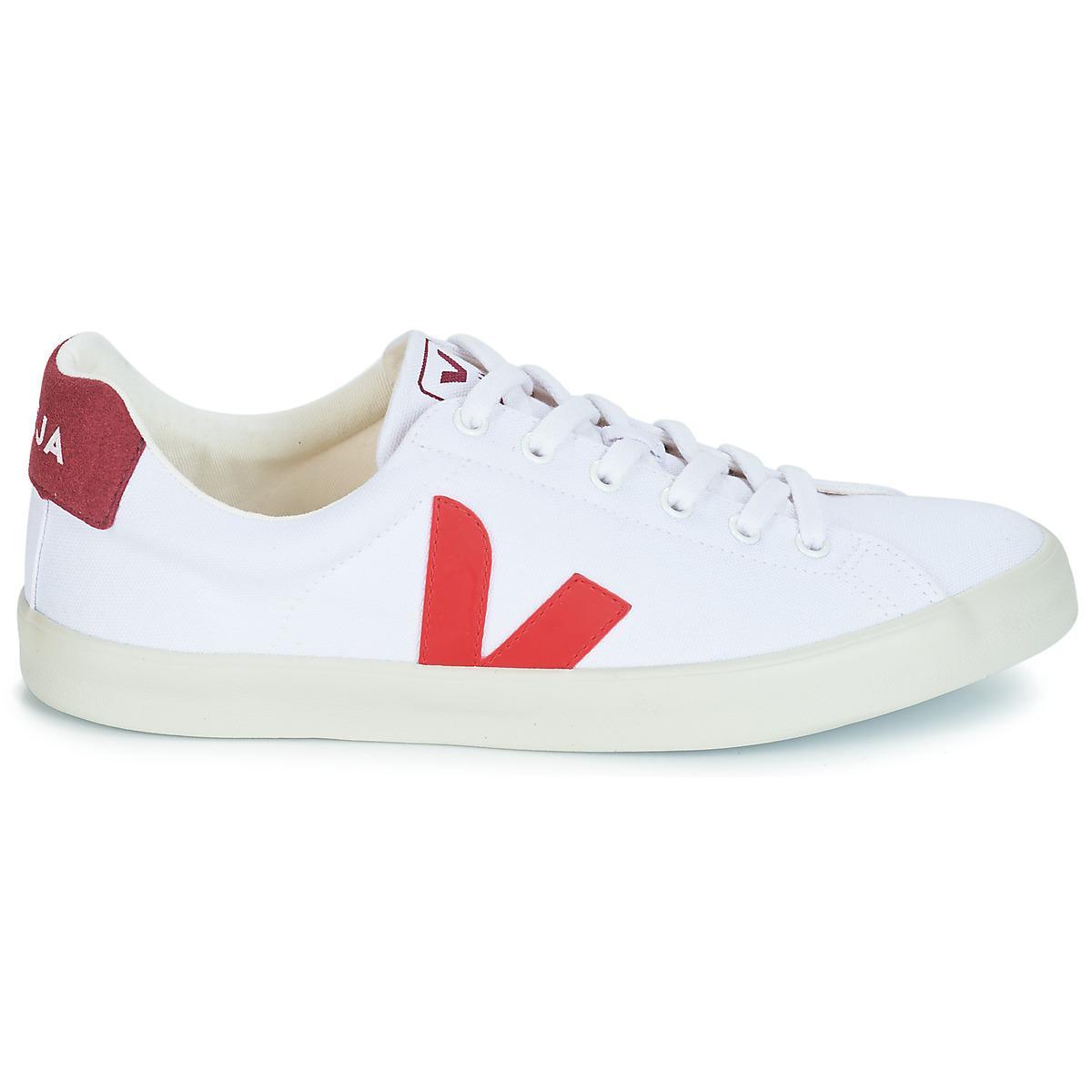 e2d29076e96f Veja Esplar Se Men s Shoes (trainers) In White in White for Men - Lyst