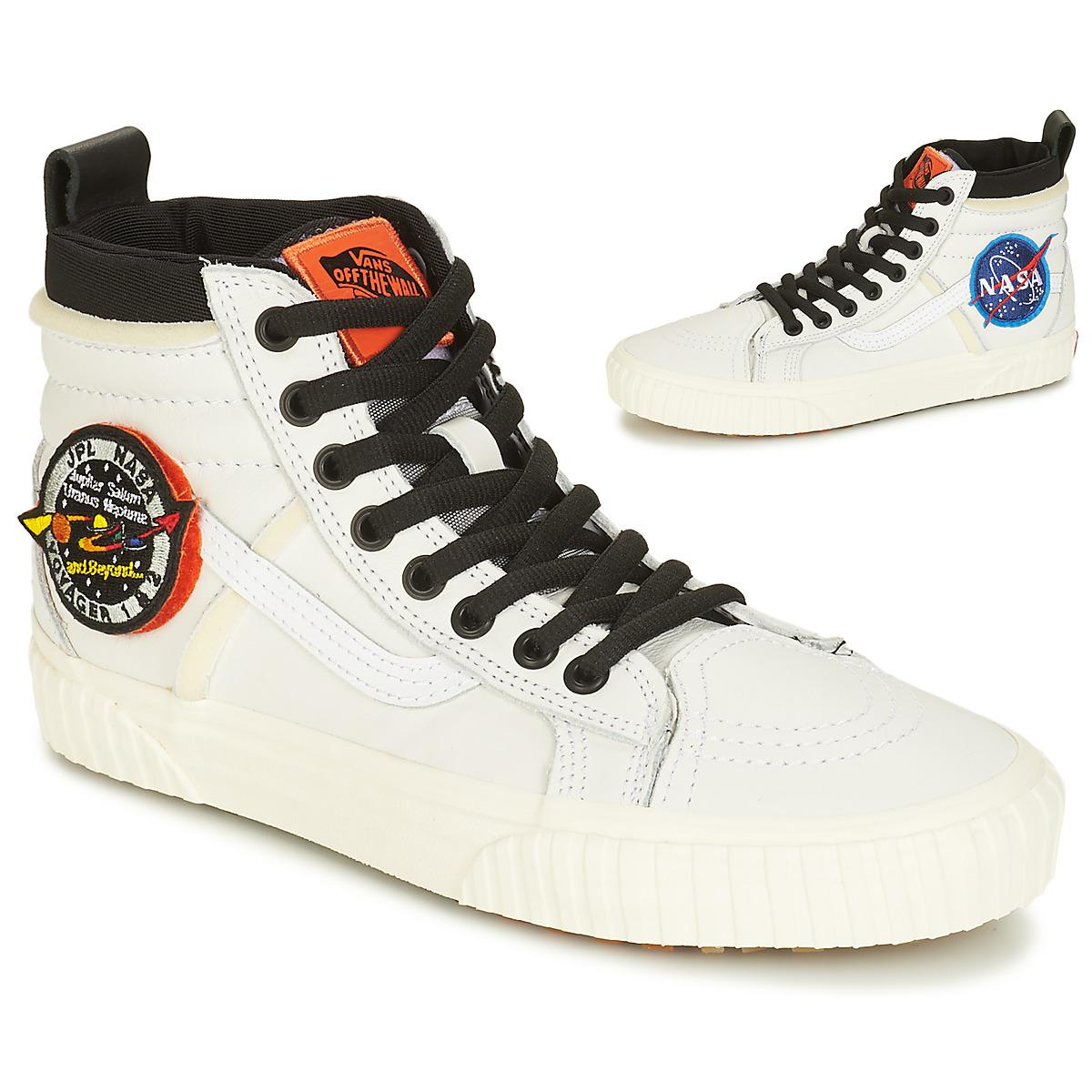 Vans Sk8-hi 46 Mte Dx Men s Shoes (high-top Trainers) In White in ... a269565d3