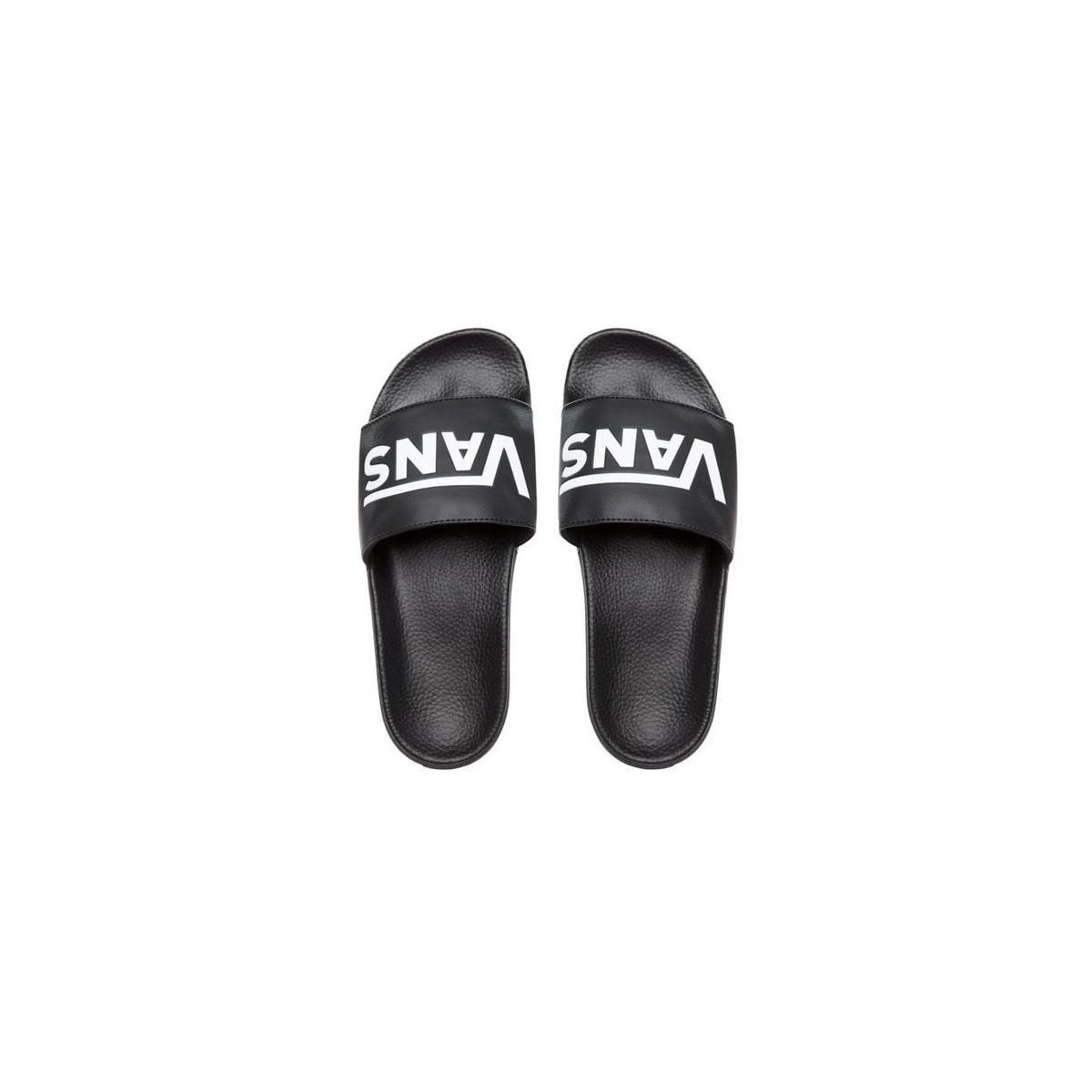 Vans Chanclas Slide-on Men s In Black in Black for Men - Lyst e0eb99f2ecd