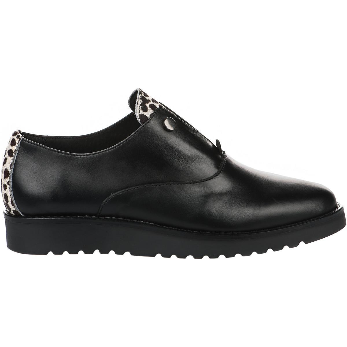 femme Chaussures en Noir 36 Mocassins Noir Lyst femmes gq45fT