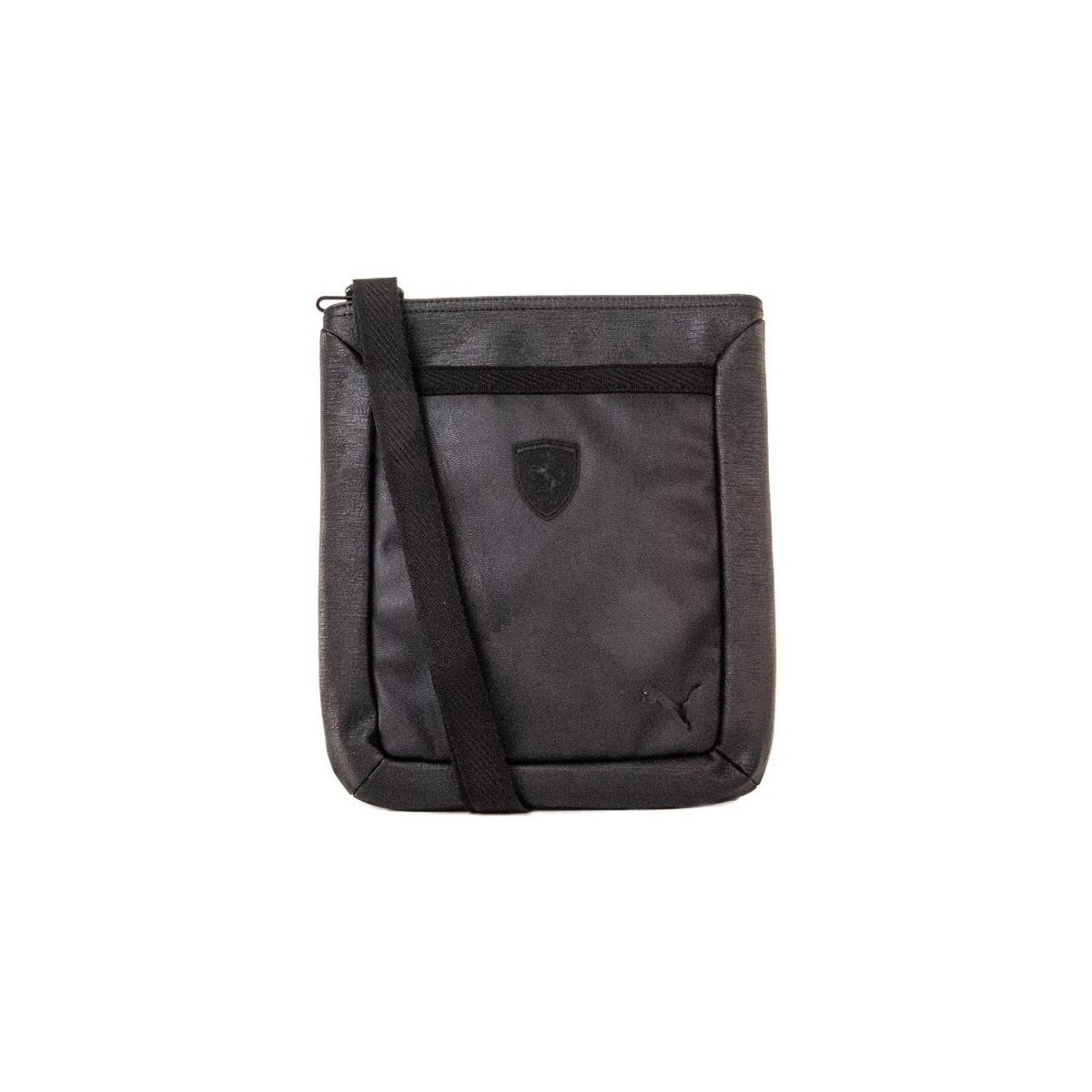 PUMA Sf Ls Flat Portable Men s Pouch In Black in Black for Men - Lyst 4b34b312bdeaf
