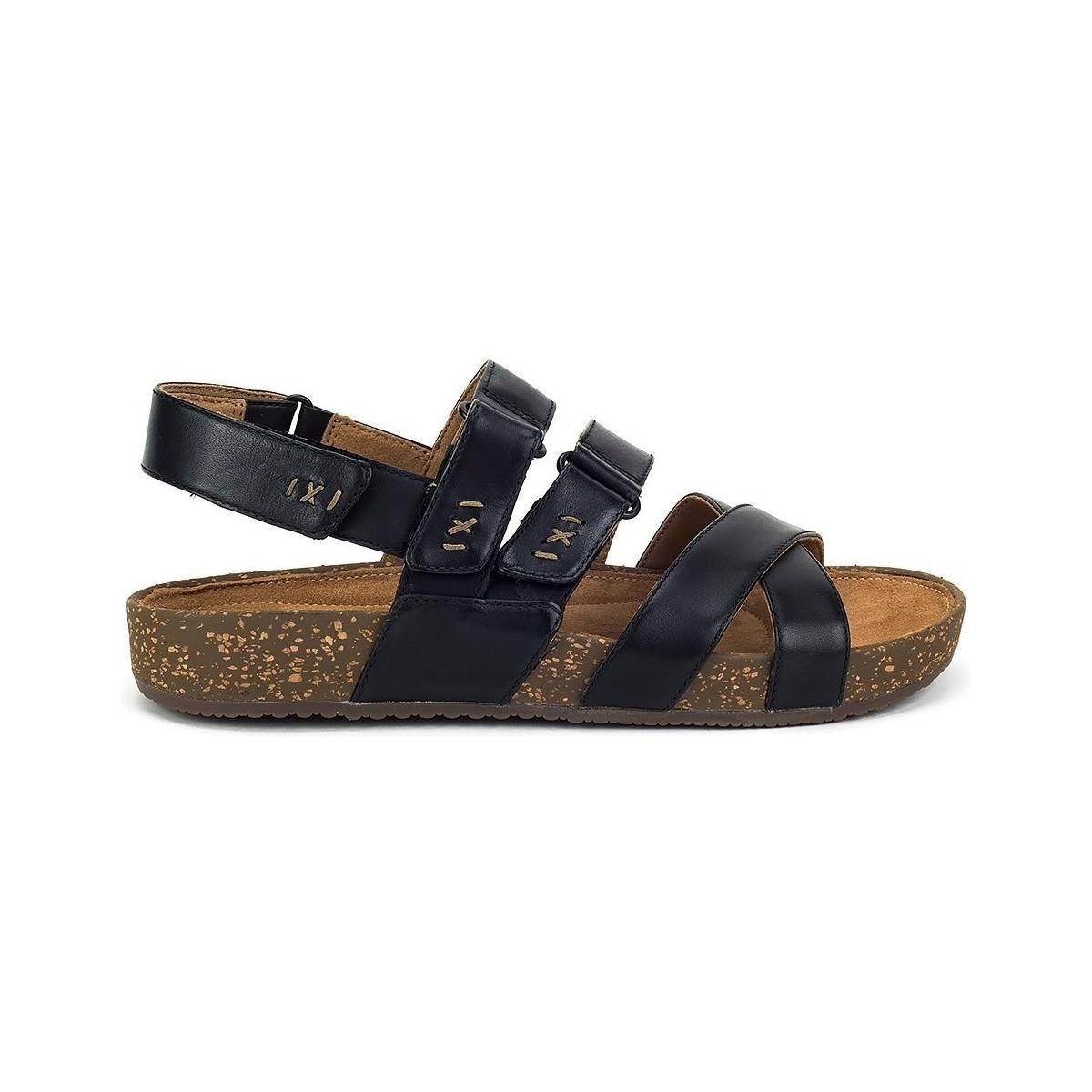 060e8e115c8cc2 Clarks Rosilla Keene Women s Sandals In Black in Black - Lyst