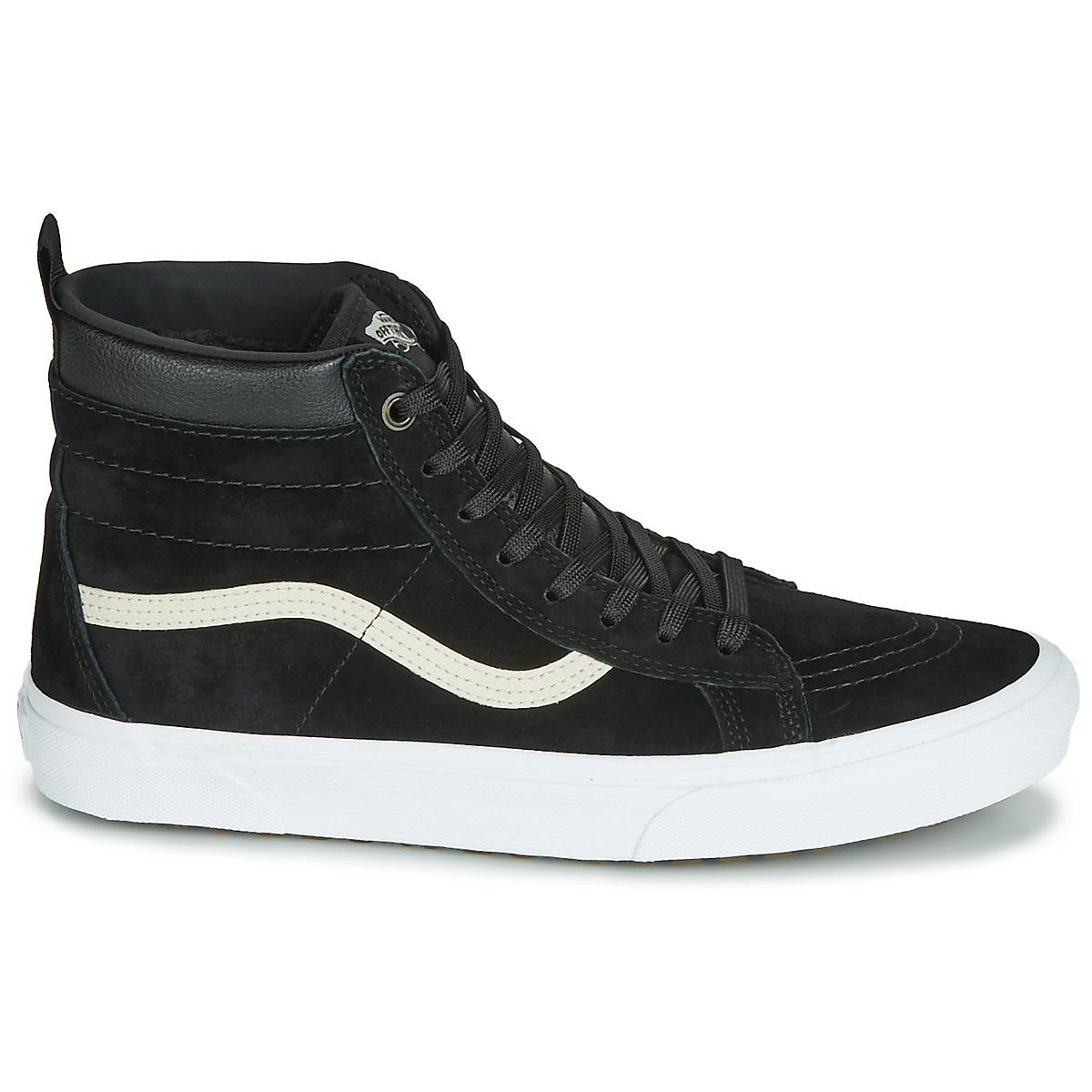 14f28b6931 Vans - Black Sk8-hi Men s Shoes (high-top Trainers) In Multicolour. View  fullscreen
