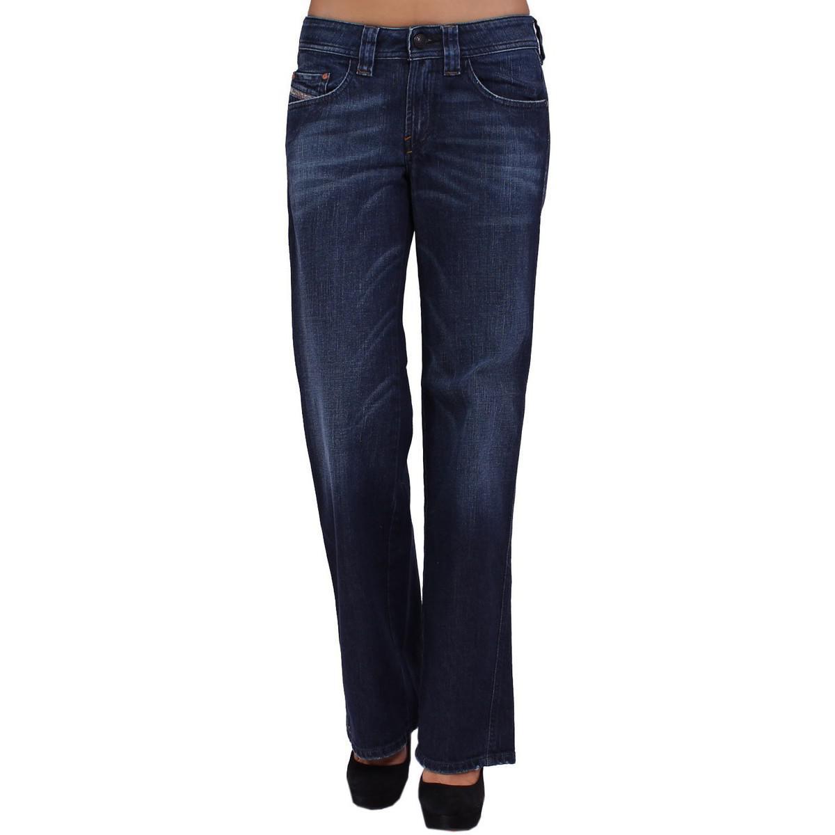 1c0e9efb DIESEL - Women's Jeans Vixta - Wash 8un - Stretch Women's Jeans In ...