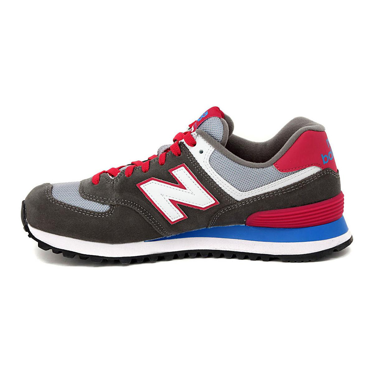 ... low priced 800f1 58cf3 New Balance Wl 574 Cpw Womens Shoes (trainers)  In Multicolou ... 47a1c51091