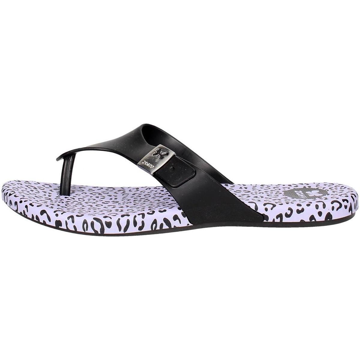 ded3c7280ff Zaxy 81752 90058 Flip Flops Women Black Women s Flip Flops   Sandals ...
