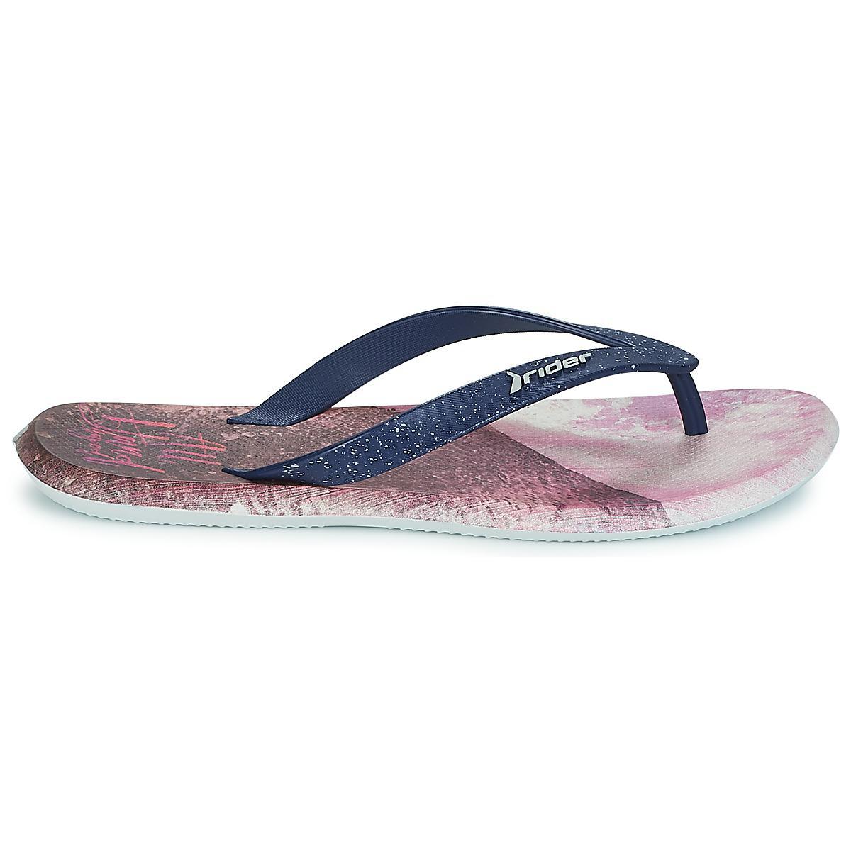 76e90dbcebf4c9 Rider - Blue R1 Energy Ad Homme Flip Flops   Sandals (shoes) for Men. View  fullscreen