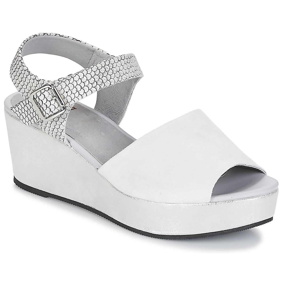 MamZelle LAKALA Taupe Shoes Hi top trainers Women KsteXoH2