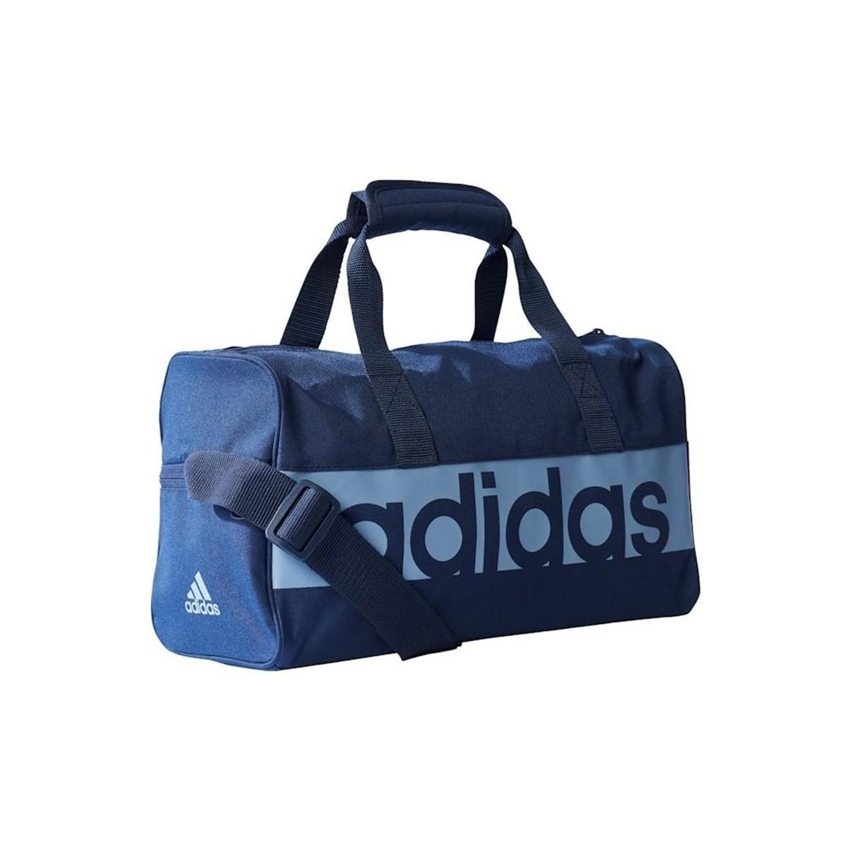 abb7578a2632 Adidas Lin Per Tb Xs Women s Sports Bag In Multicolour in Blue - Lyst