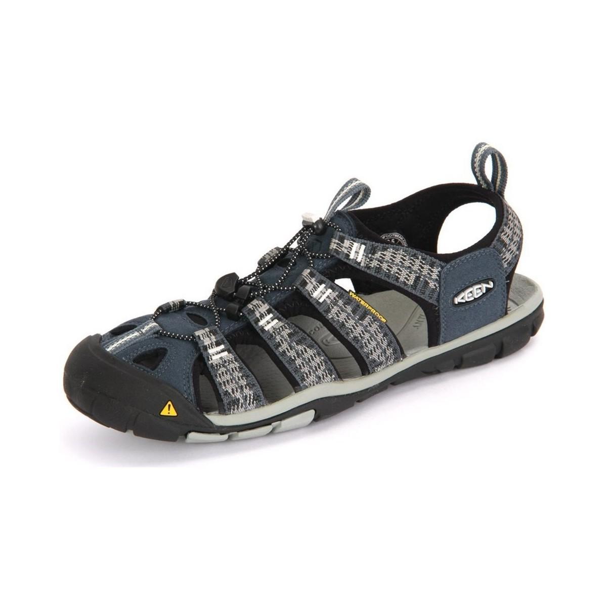 dc1688c13632 Keen Clearwater Cnx Midnight Navy Vapor Men s Sandals In Multicolour ...