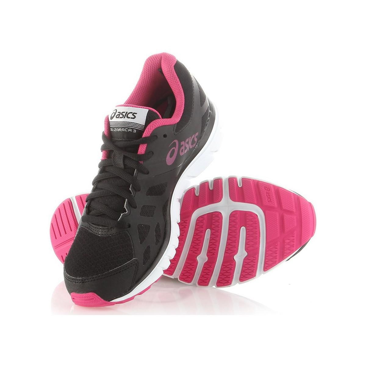 Asics Gel Zaraca pour 3 Chaussures de course pour en femmes 10662 en noir en noir Enregistrer 0b656bd - welovebooks.website