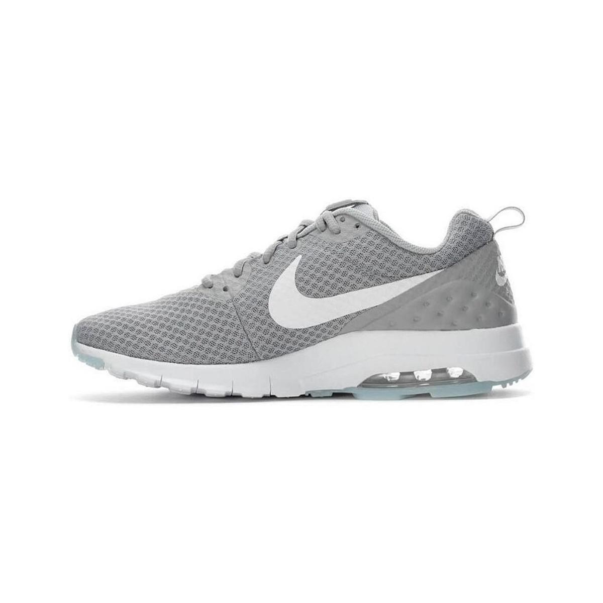 Nike - Gray Air Max Motion Lw Men s Shoes (trainers) In Grey for Men. View  fullscreen 35dd4c40cef