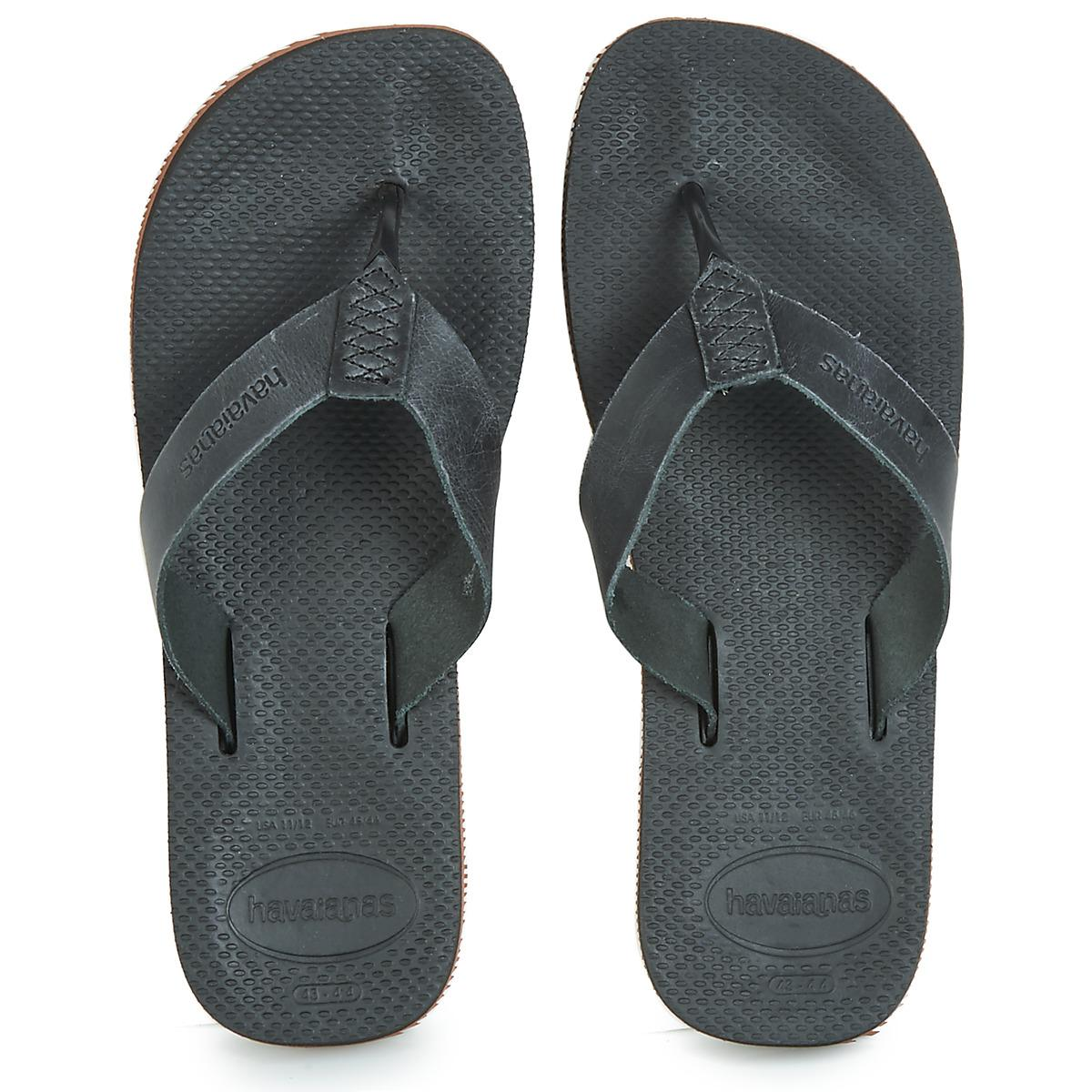 7f3146adc Havaianas Urban Special Men s Flip Flops   Sandals (shoes) In Black in  Black for Men - Lyst